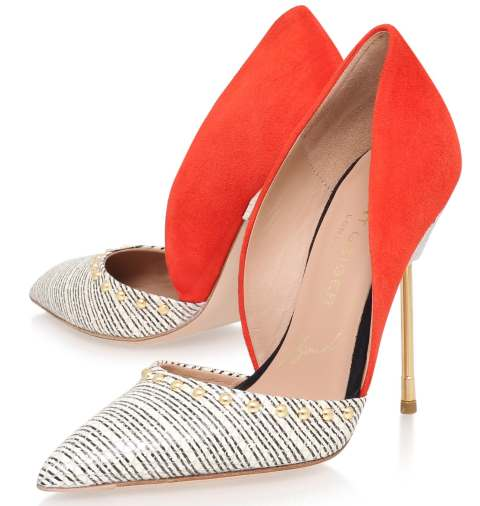 Kurt Geiger court shoes