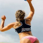 Women Wear Bikinis For London 2012 Olympics Beach Volleyball