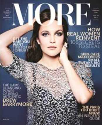 More Magazine Has A New Look