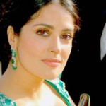 Salma Hayek Accessorise With 1m Dollar Diamond Earrings